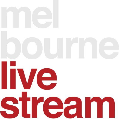 Melbourne Livestream, we film and stream your event to Facebook, YouTube or your website.