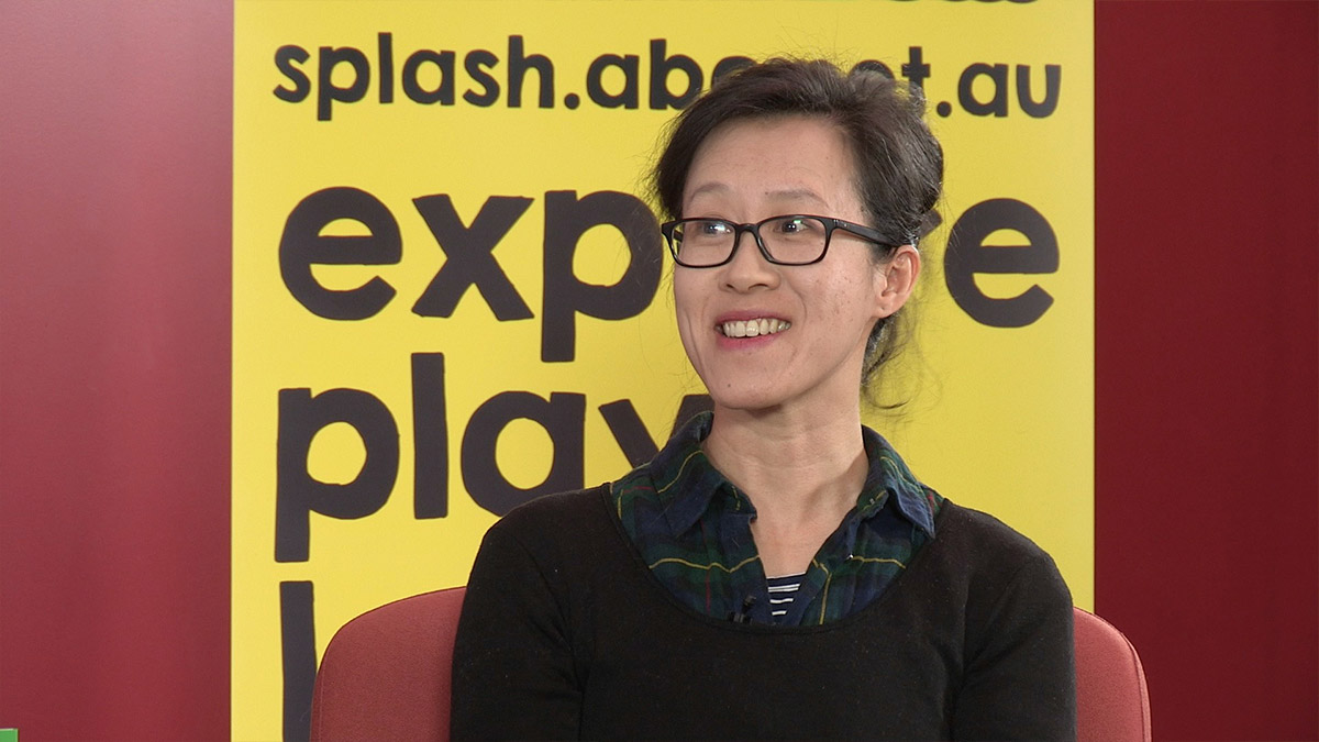 Melbourne Livestream delivered a series of Meet the Author events for ABC Splash from the State Library of Victoria, this episode was with Rebecca Lim