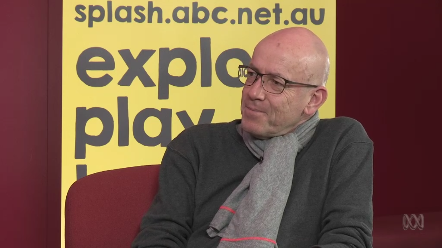 Melbourne Livestream delivered a series of Meet the Author events for ABC Splash from the State Library of Victoria, this episode was with Morris Glietzman